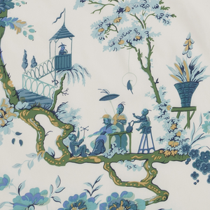 Vignette Chinois Fabric