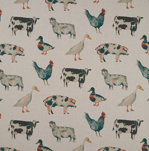 On The Farm Fabric