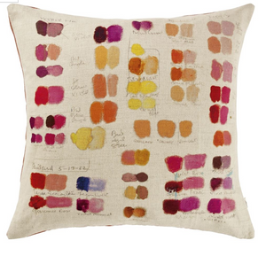 Mixed Tones Decorative Pillow