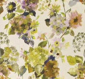 Palace Flower Grande Fabric