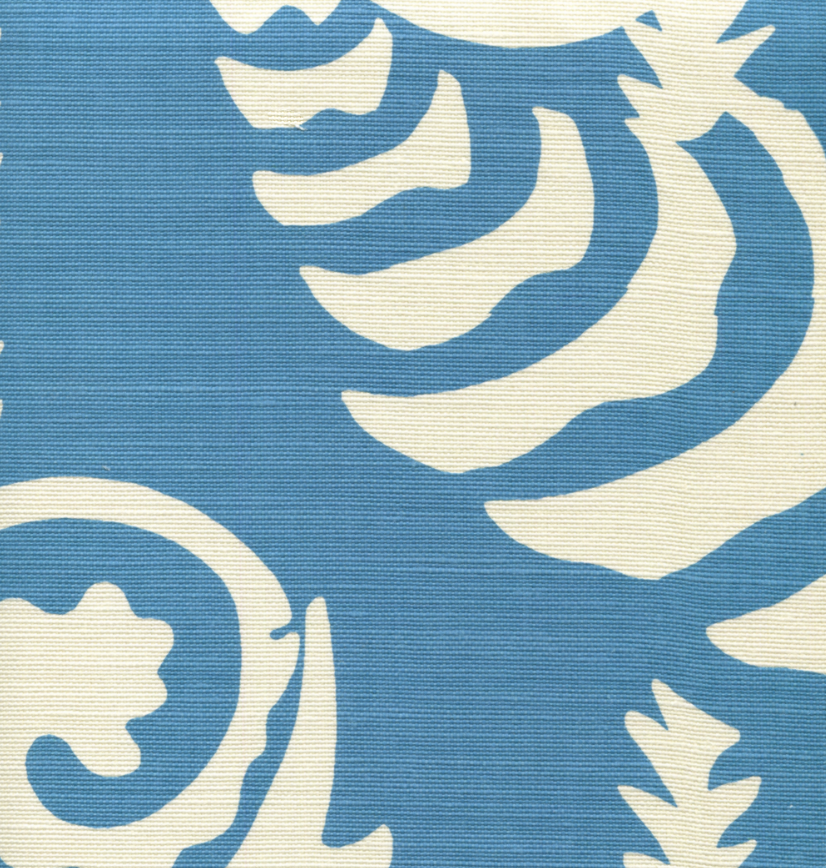 Ferns Uni Reverse Fabric