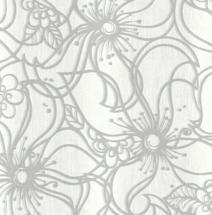 Whimsical Blooms Wallpaper