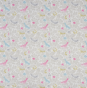 Bird Songs Fabric