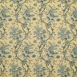 Yarmouth Floral Fabric