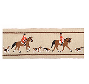 Saratoga Embroidered Tape