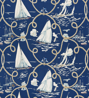 Summer Regatta Fabric