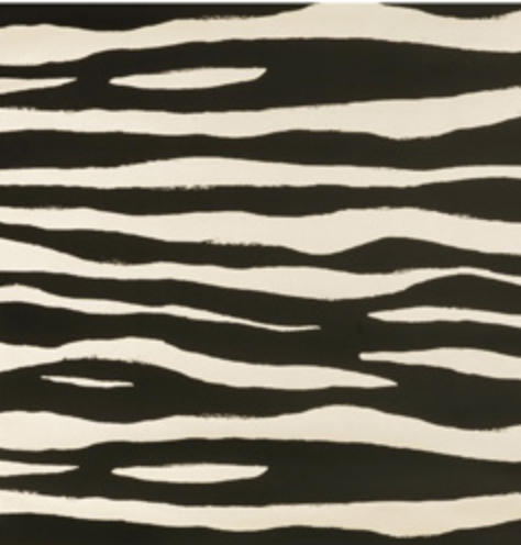 Mona Zebra Wallpaper