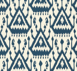 Veintaine Ikat Wallpaper