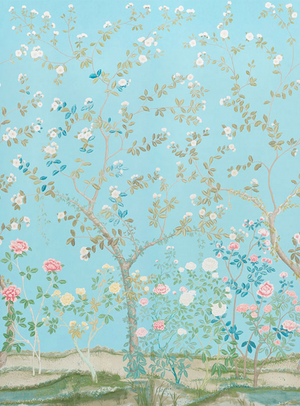 Madame De Pompadour Wallpaper Mural