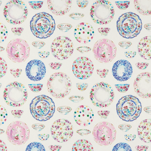 Country Crockery Fabric