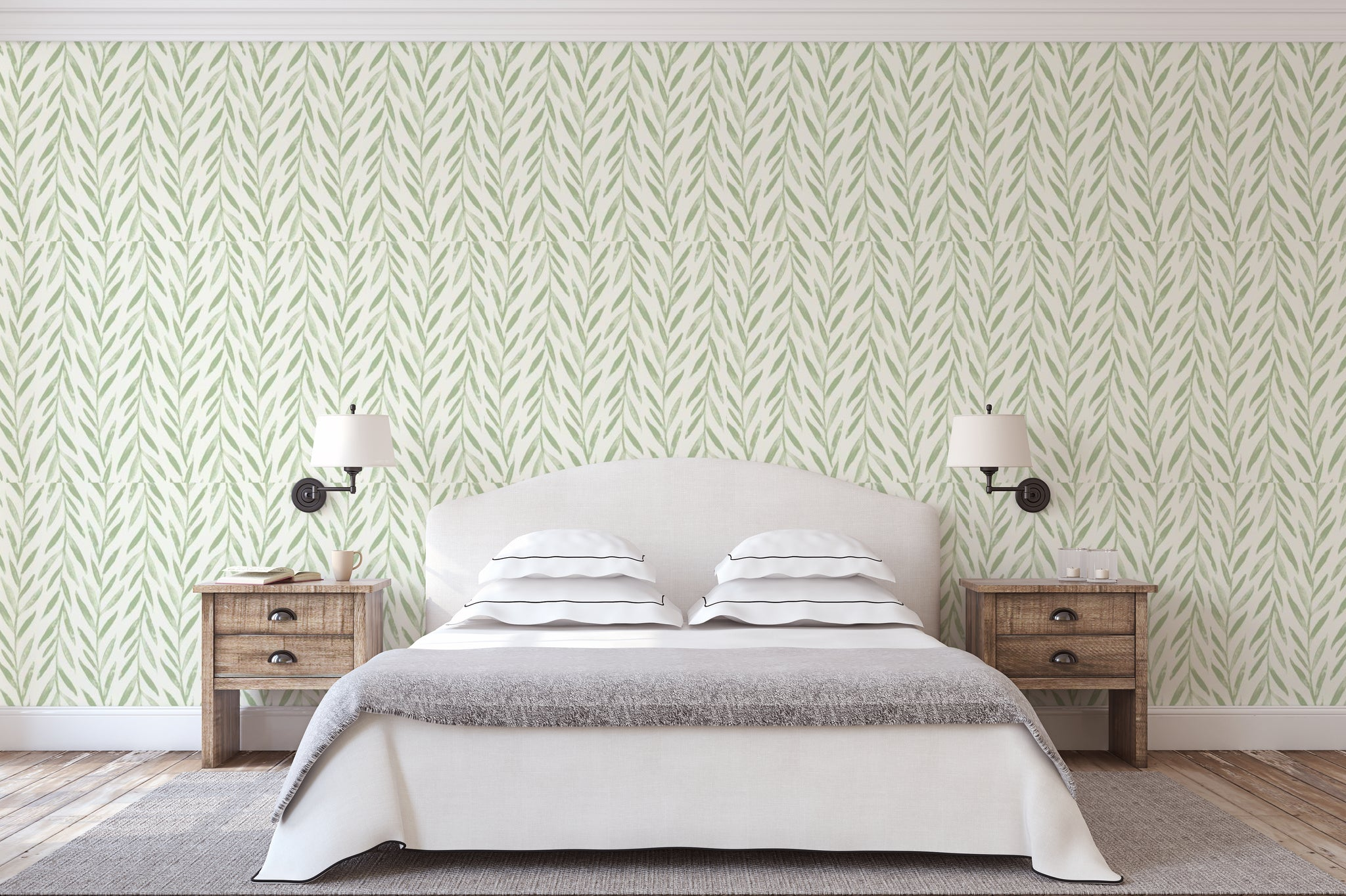 Magnolia Home Willow Wallpaper - Urban American Dry Goods Co.