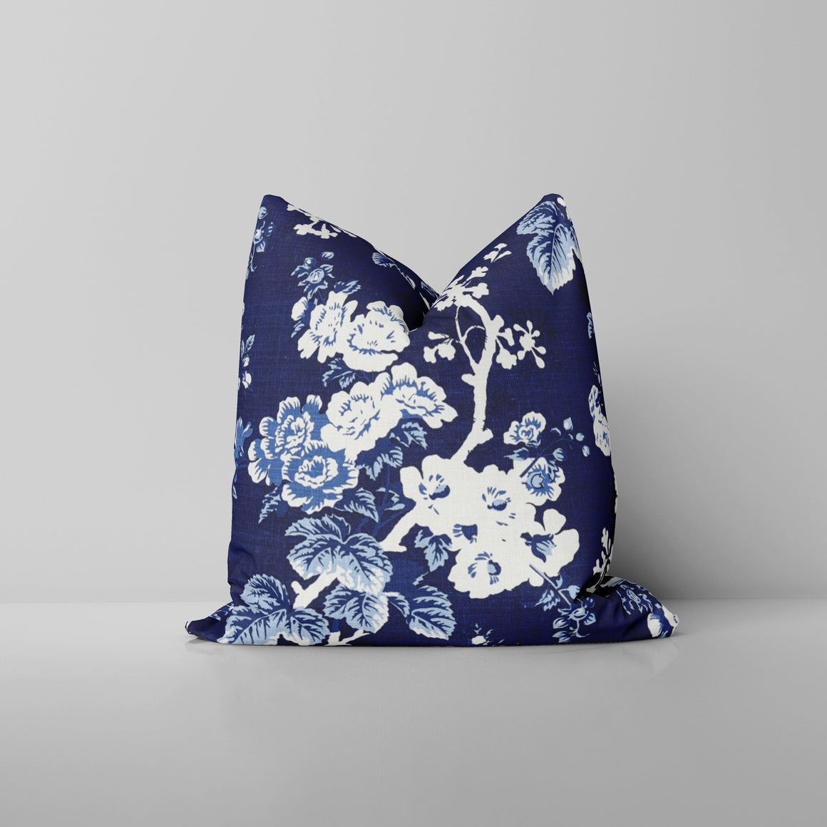Ascot Floral Pillow Cover