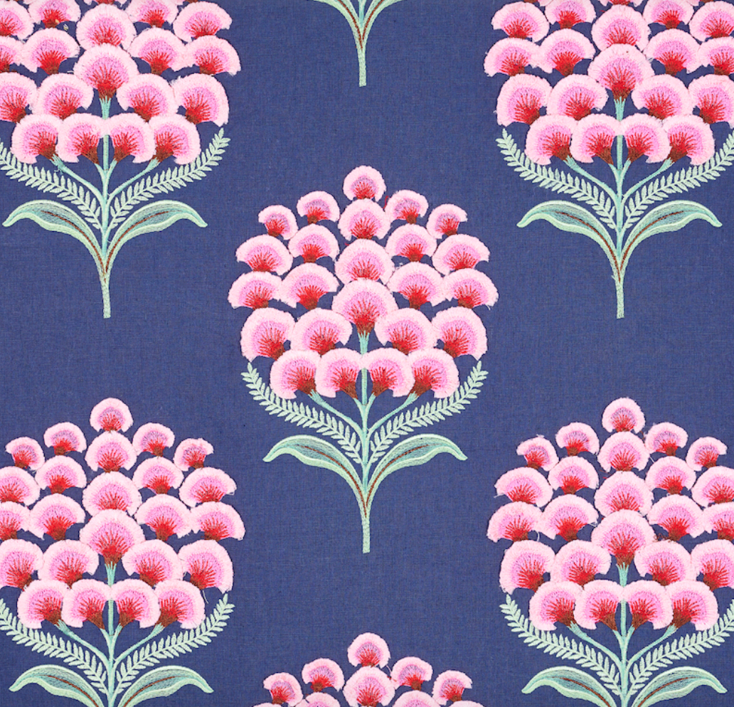 Aurelia Embroidery Fabric