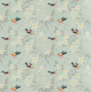Bird Song Fabric
