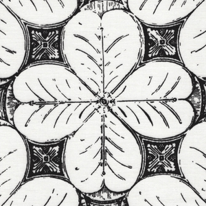 China Flower Fabric