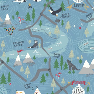 Campground Wallpaper