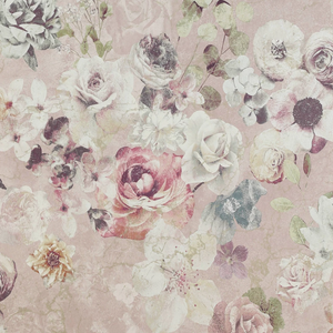 Marble Rose Wallpaper