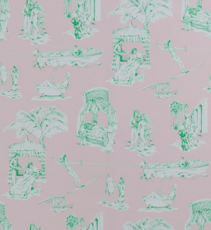 Uptown Toile Wallpaper