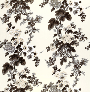 Pyne Hollyhock Fabric