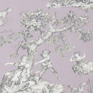 Sweet Country Toile Fabric