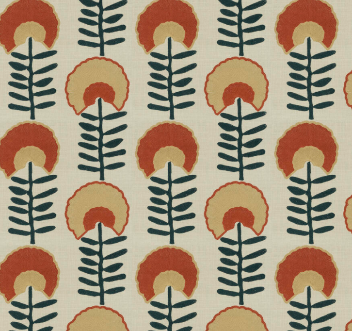 Hopps Floral Fabric