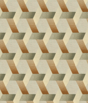 Molina Hexagon Fabric