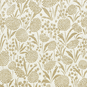 Chrysanthemum Sisal Wallpaper