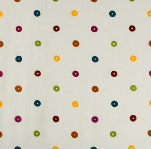 Fringy Dot Fabric