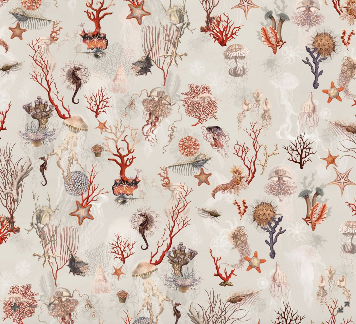 Corail Wallpaper