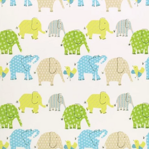 Elephant and Castle Fabric