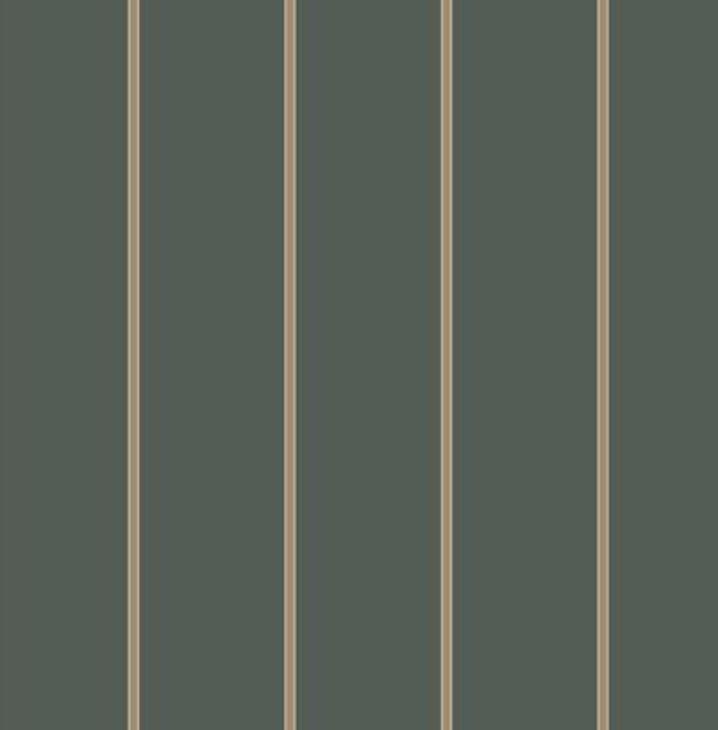 Social Club Stripe Wallpaper/ dbl roll