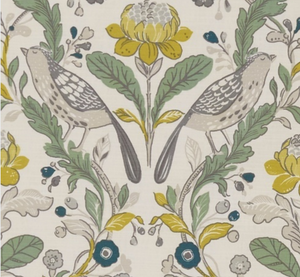 Orchard Birds Fabric