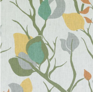 LuLu Leaf Fabric