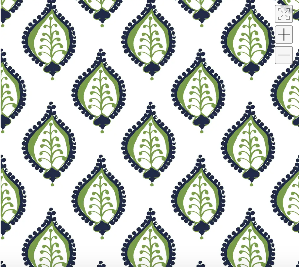 VL Boho Leaf Wallpaper