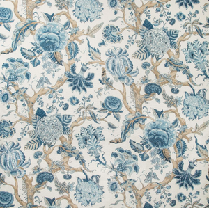 Adlington Floral Fabric