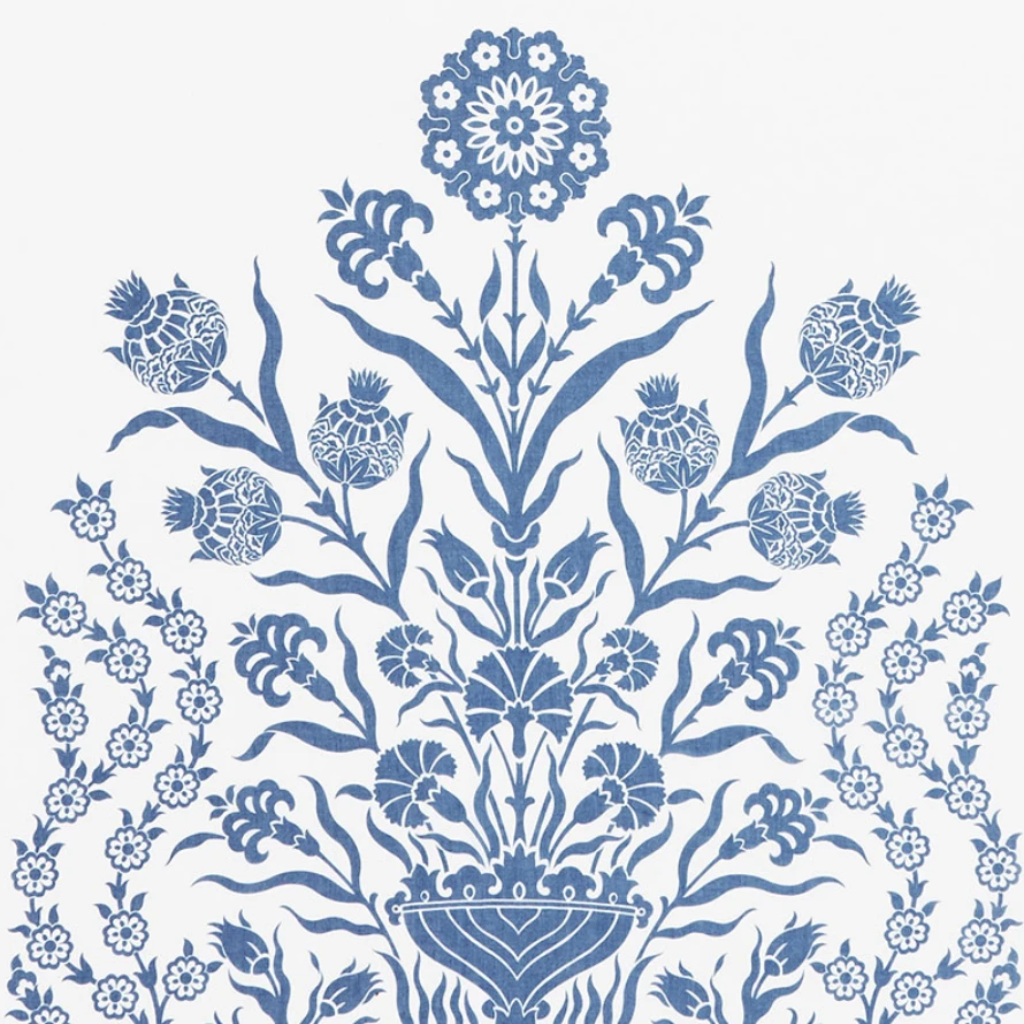 Iznik Sheer Fabric