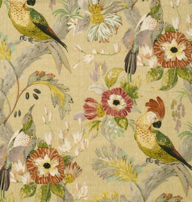 The Conservatory Fabric