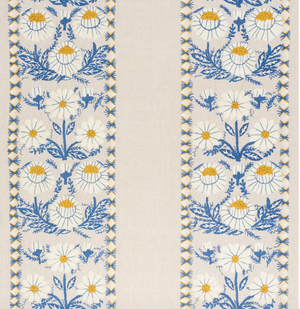 Marguerite Embroidery Fabric