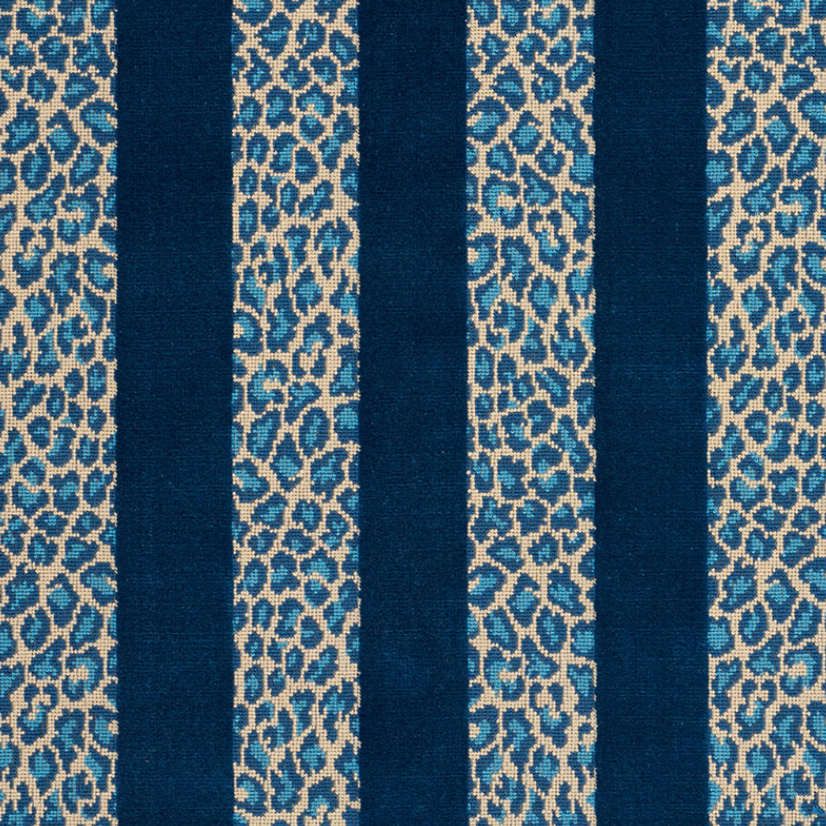 Guepard Stripe Fabric