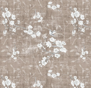 Blossom Fantasia Sheer Fabric