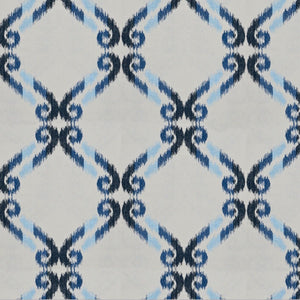 Diamond Ikat Fabric
