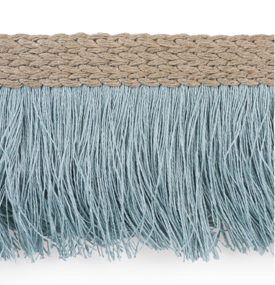 Braided Linen Fringe