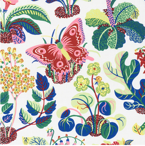 Exotic Butterfly Indoor - Outdoor Fabric