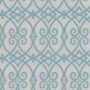 Fretwork Fabric
