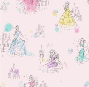 Disney Princess Pretty Elegant Wallpaper