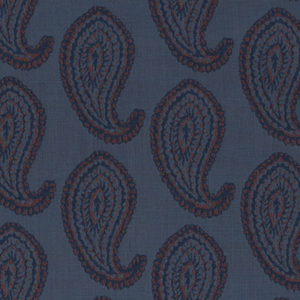 The Market Paisley Fabric