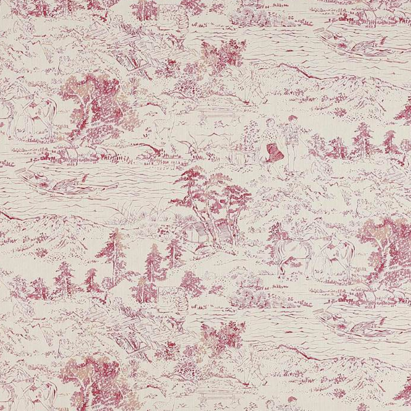 Walk in the Park Fabric
