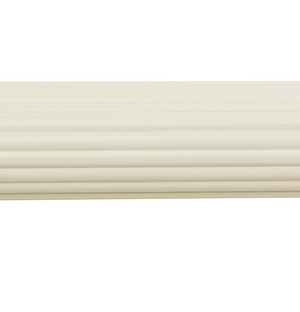 Trendy Painted Reeded Poles