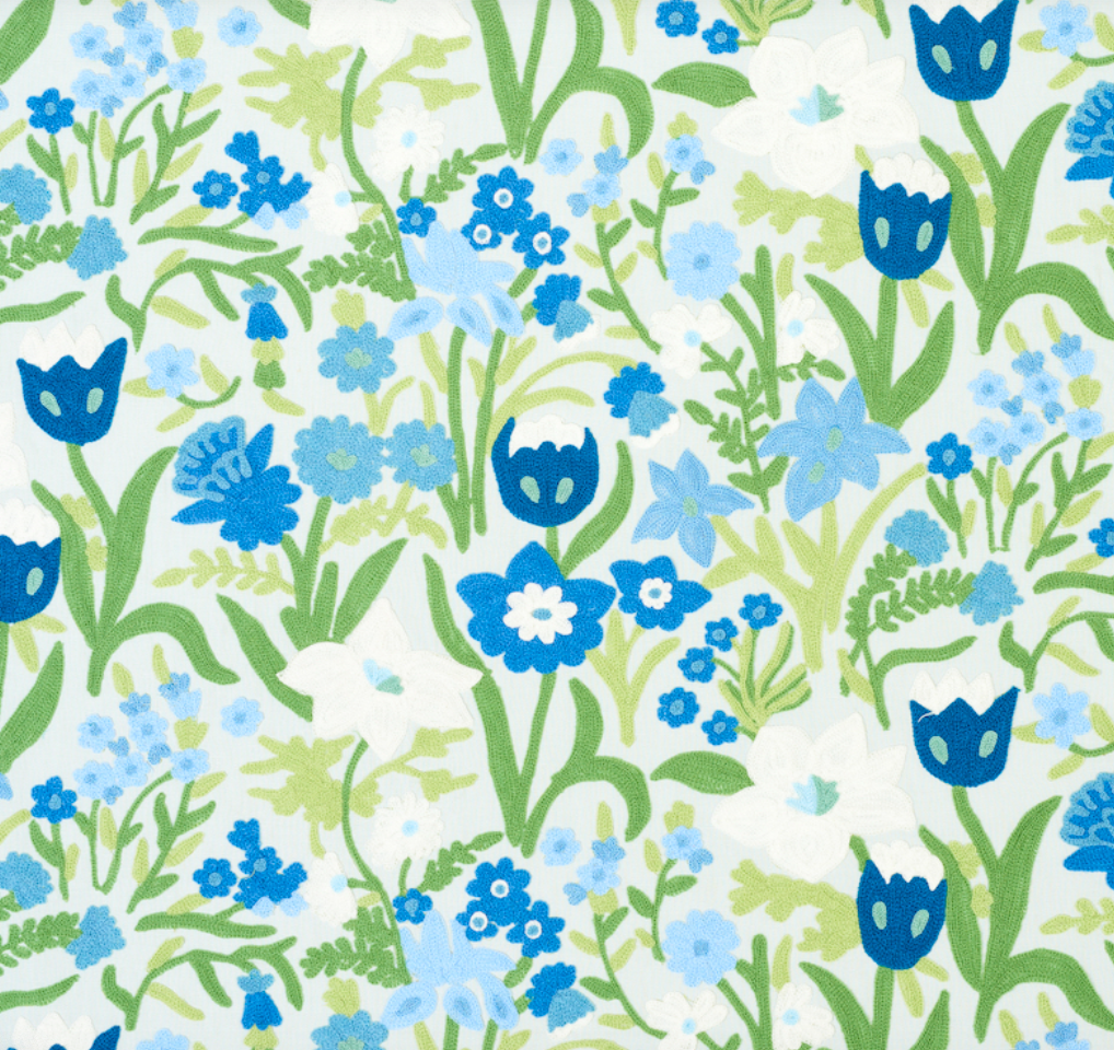 Crewel Garden Fabric