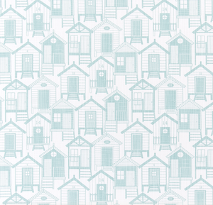 Surf Shack Fabric